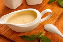 соус Бешамель-базовий білий соус